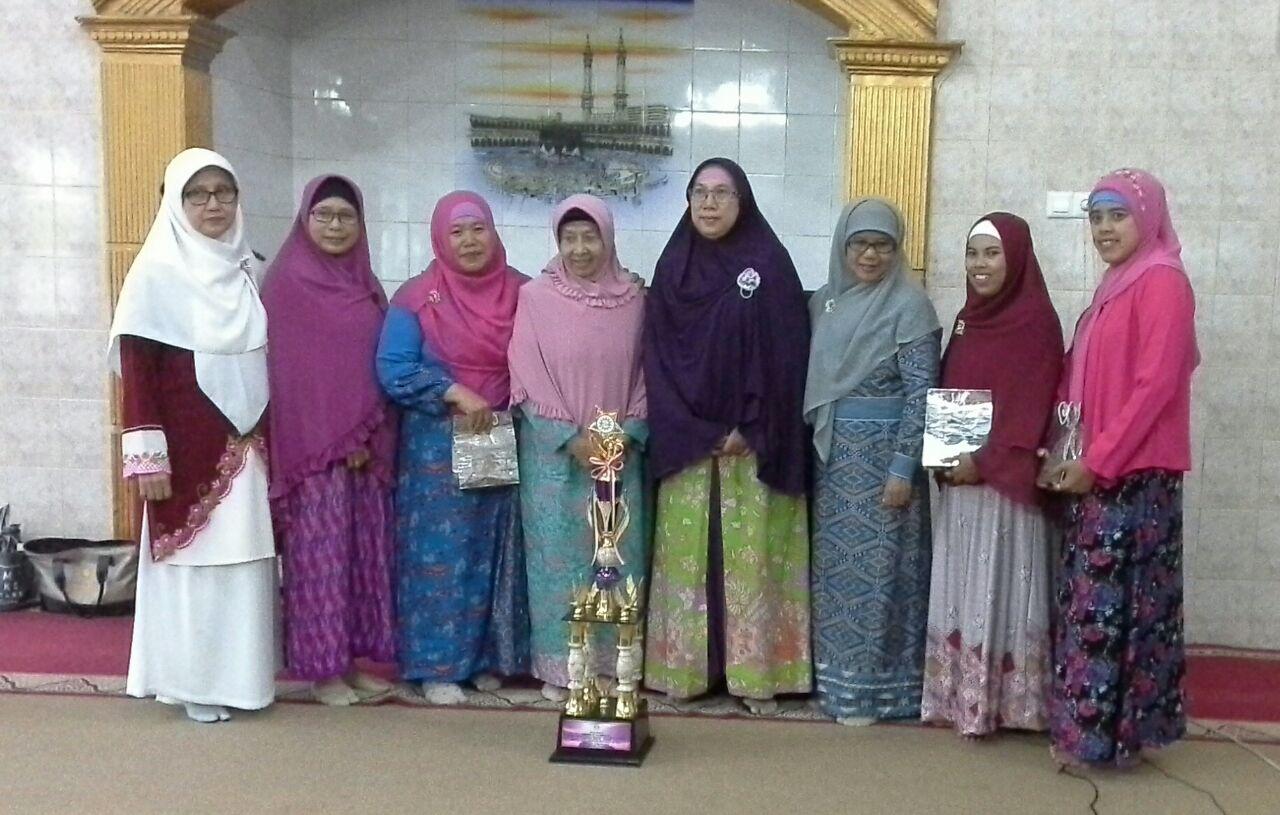 Pleno Diperluas dan Penyambutan juara Tim Senam IGABA Kota Malang