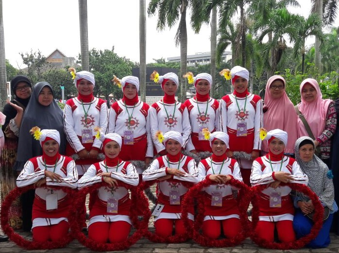 IGABA Kota Malang Wakili Jatim Bawa Pulang Teropi Kejuaraan Tingkat Nasional
